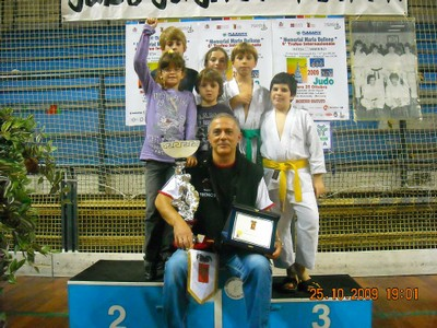 Primi classificati Memorial Bellone 2009